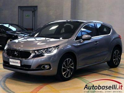 usata DS Automobiles DS4 1.6 BLUEHDI 120CV SO CHIC UNICO PROPRIETARIO