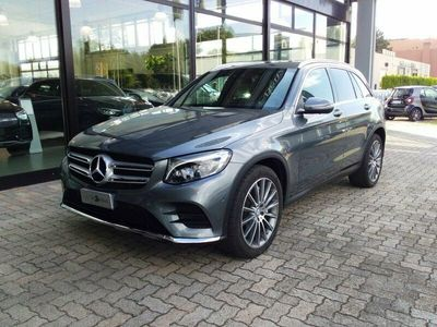 usata Mercedes GLC220 GLC - X253 Dieseld Premium 4matic auto