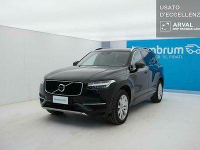 usata Volvo XC90 D5 4x4 Business Plus Automatico 7 Posti 2.0 Diesel 235CV