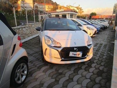used Citroën DS3 Cabriolet Salerno