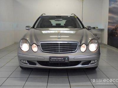 usado Mercedes E220 CDI cat Classic rif. 11633872