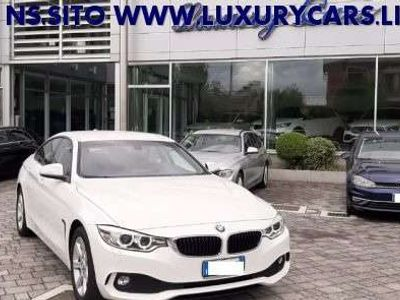 usata BMW 418 Gran Coupé Serie 4 G.C. (F36) d