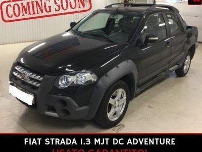 usata Fiat Strada 1.3 MJT 95CV Pick-up DC Adventure