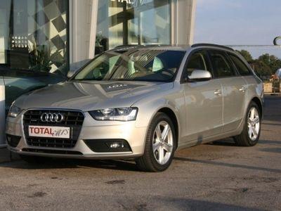 usata Audi A4 Avant 2.0 TDI 177CV quattro IVA ESPOSTA