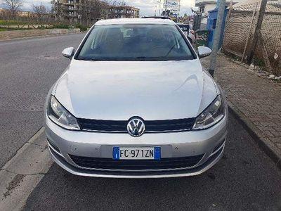 usado VW Golf 1.6 TDI 110 CV 5p. Comfortline Blue