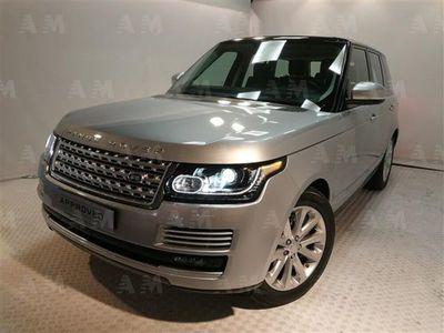 usata Land Rover Range Rover 3.0 TDV6 Vogue del 2016 usata a Roma