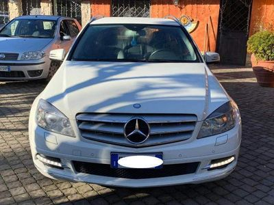 usata Mercedes C250 CDI S.W. 4Matic BlueEff. Avantgard