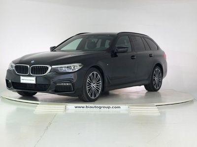 używany BMW 518 ANDERE d Touring Msport