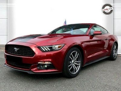 gebraucht Ford Mustang Coupé Fastback 2.3 EcoBoost usato