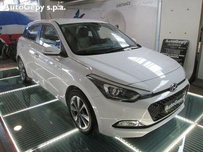 usata Hyundai i20 i20 1.2 84 CV 5 porte Classic1.2 84 CV 5 porte Classic