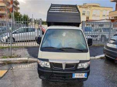 usata Piaggio Porter D-120 1200 diesel cassone ribaltabile nuovo !!!!
