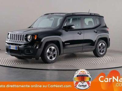 usata Jeep Renegade 1.6 Mjet Ddct 120cv Business