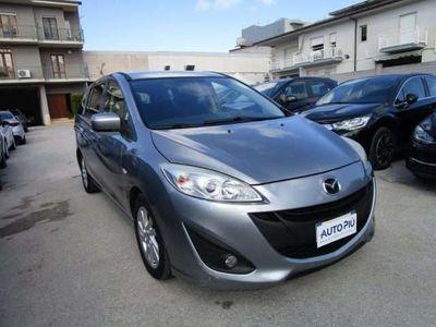 usata Mazda 5 1.6 MZ-CD 8V 115CV 7 Posti Dynamic Space