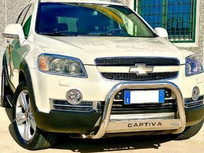 usata Chevrolet Captiva INTROVABILE SPORT LIMITED EDITION