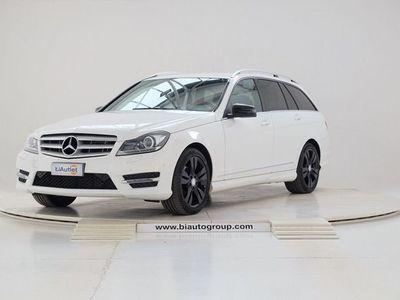 usata Mercedes C220 CDI S.W. Avantgarde