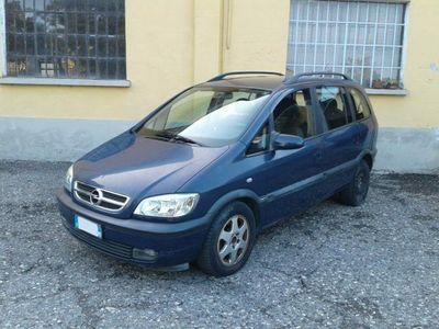 usata Opel Zafira METANO 1.6 16V Elegance