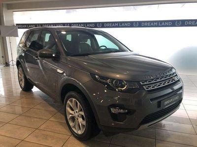 usata Land Rover Discovery Sport 2.0 TD4 180 CV HSE 7POSTI