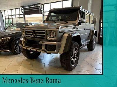 usata Mercedes G500 4x4² G 500 S.W.