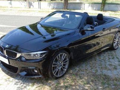 usata BMW 430 Serie 4 Cabrio i Msport usato