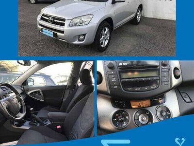 usata Toyota RAV4 Crossover 2.2 D-4D 150 CV DPF Sol