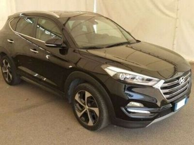 usata Hyundai Tucson 1.7 CRDI 141CV XPOSSIBLE 7DCT AUT