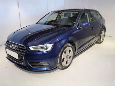 usata Audi A3 Sportback 2.0 TDI 150 CV clean diesel Ambition del 2014 usata a Asti