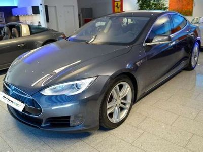 usata Tesla Model S 85D SUPER CHARGE CARICATORE GRATUITO