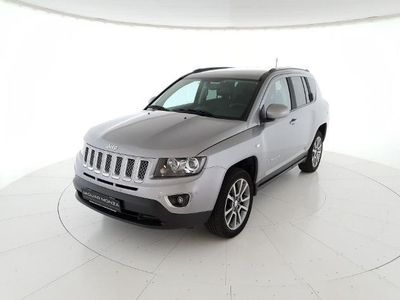 used Jeep Compass 2.2 CRD Limited