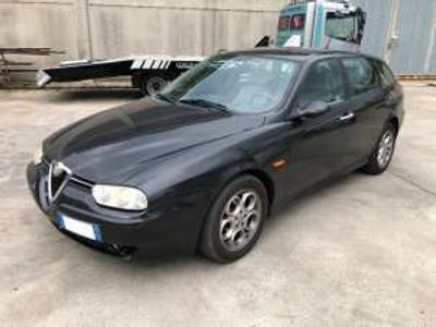 usata Alfa Romeo 156 1.9 JTD 140 CV Sportwagon Distinctive Diesel