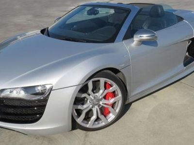 usata Audi R8 Spyder 5.2 V10 FSI quattro R tronic