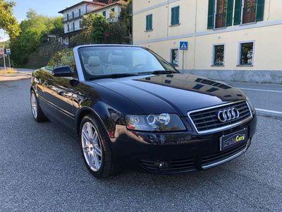 usata Audi A4 Cabriolet 2.5 V6 TDi DISTRIBUZIONE*/CAMBIO* PERMUTE*