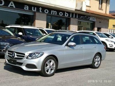 usata Mercedes C220 d sw auto business prov. italia first hand