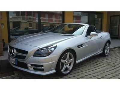 """usata Mercedes SLK350 ClasseV6 Premium """"PACCHETTO AMG """"AUTOMATICA"""