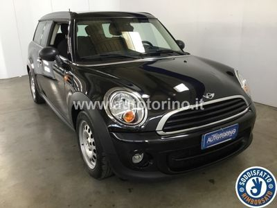 brugt Mini One Clubman CLUBMAN 1.6 D s/clima 90cv