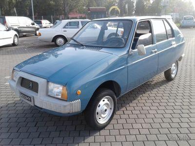 brugt Citroën Visa - 1983 -650 BENZINA TARGA ORIGINALE