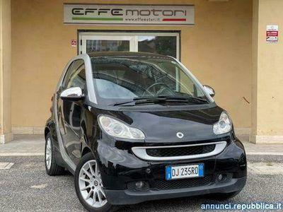usata Smart ForTwo Coupé 800 33 kW passion cdi Roma