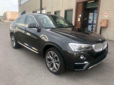 usata BMW X4 Xdrive Xline 30d