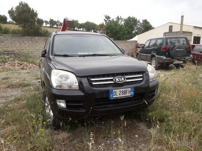 käytetty Kia Sportage 2ª serie - 2007