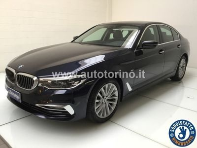 used BMW 520 SERIE 5 BERLINA d xdrive Luxury auto