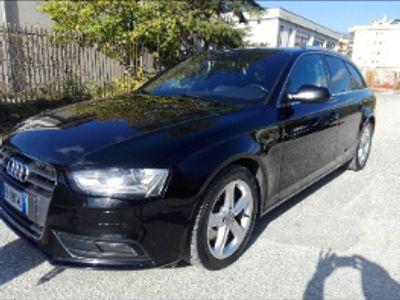 usata Audi A4 anno 2013 led xenon automatico