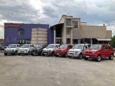 usata Suzuki Jimny 1.5 DDiS cat 4WD CABRIO