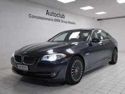 usata BMW 530 Serie 5 d Business