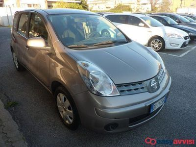 used Nissan Note 1.4 16V Jive GPL