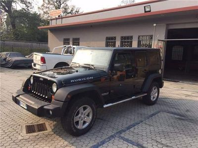 used Jeep Wrangler Unlimited 2.8 CRD Rubicon A.