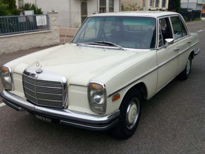 usata Mercedes W114 280E automatic