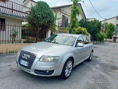 usata Audi A6 Allroad 3.0tdi 06 un po grandinata