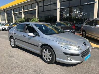 second-hand Peugeot 407 2.0 HDi Executive