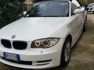 usata BMW 118 Cabriolet Serie 1 i Attiva