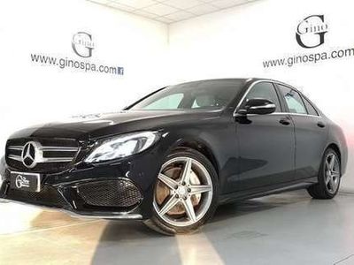 usata Mercedes C300 BlueTEC Hybrid Automatic Premium