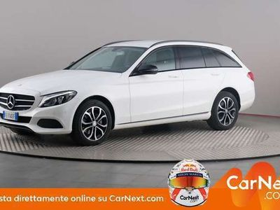 usata Mercedes C220 D Sport 4matic Automatic
